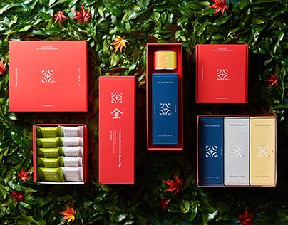 PRESS BUTTER SAND - Tea Collection
