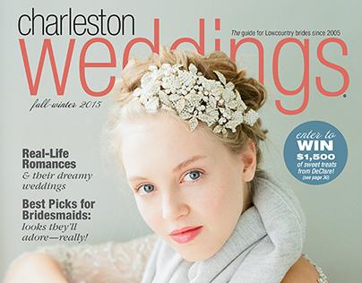 Charleston Weddings Fall-Winter Internship