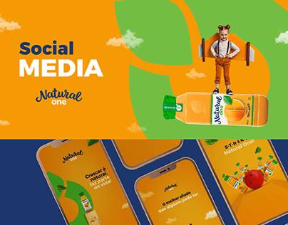 Social Media - Natural One