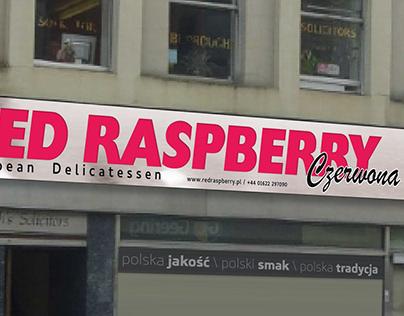 Red Raspberry - megakaseton