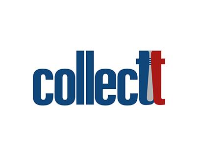 Collectt logo redesign