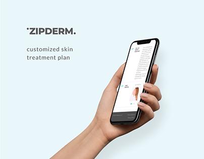 ZIPDERM   skin care