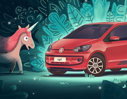 Volkswagen Illustrations