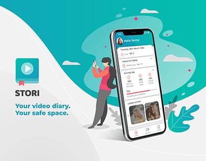 Stori - Video Diary App
