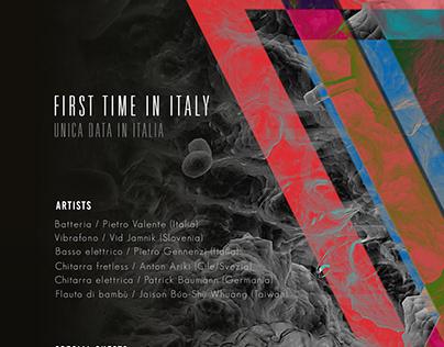 Jacopo Dotti - Graphic- Mizform Project GraphicPoster