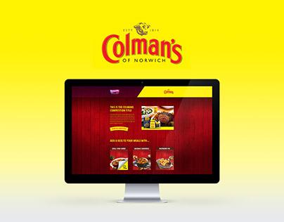 Enhanced Page: Colman's / Smooth