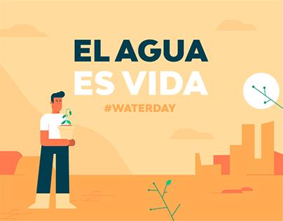 El Agua es Vida - Gobierno de Canarias