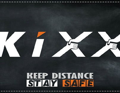 Kixx-Egypt Keep distance_stay safe