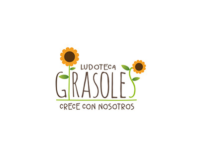 Logo Ludoteca Girasoles