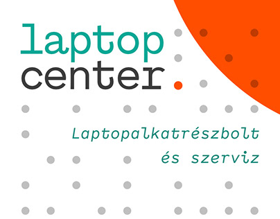 Laptopcenter Website and Brand Redesign