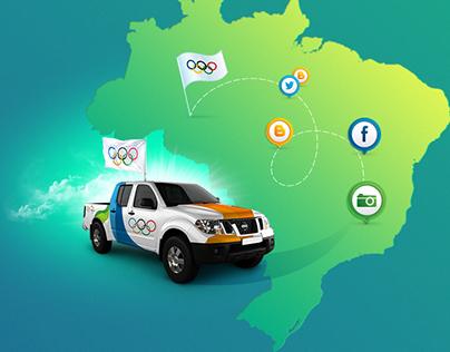 Tour das Bandeiras - Rio 2016