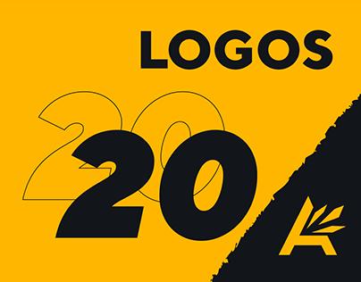 Logos 2020 - Alex Saytiev
