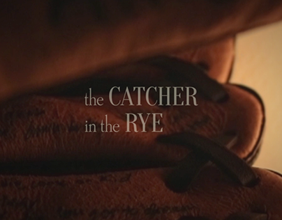 The Catcher in the Rye Title Sequence