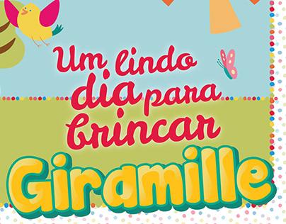 StyleGuide Giramille - Um lindo dia para brincar
