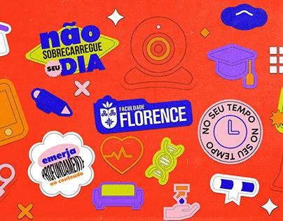 Vestibular Modelo Block - Faculdade Florence