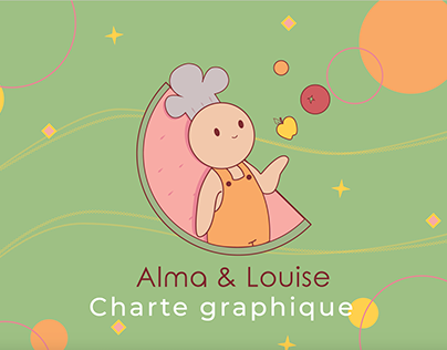 Alma & Louise - Graphic Chart