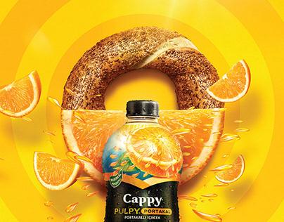 Cappy Kahvaltı / Poster