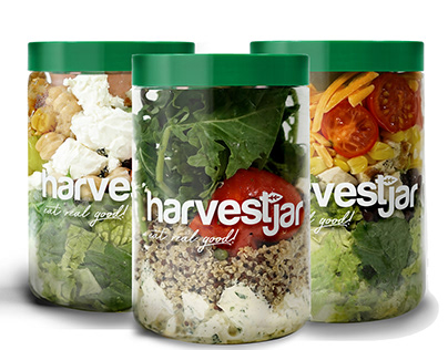 Harvest Jar - Fresh Food Vending Machines