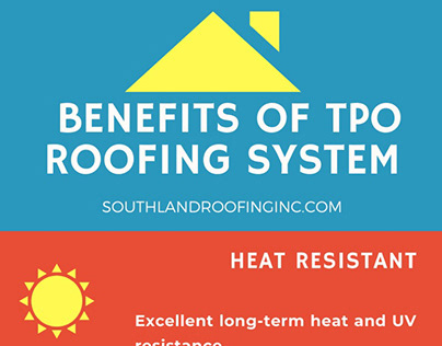 Benefits of TPO ROOFING SYSTEM