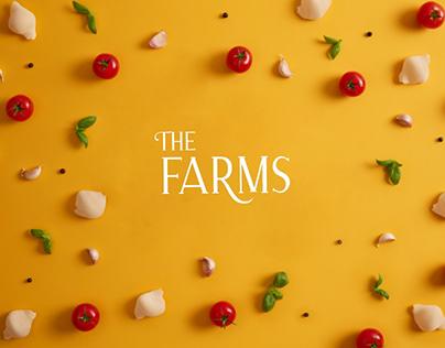 The Farms - Brand Identity Design