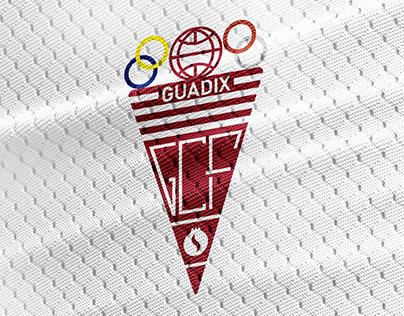 Guadix C.F. Badge Rebrand