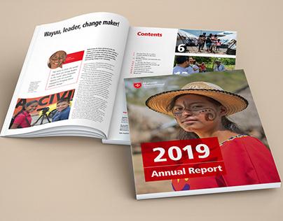 Malteser International Annual Report 2019