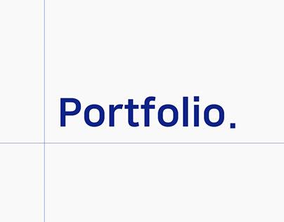 UXUI design portfolio