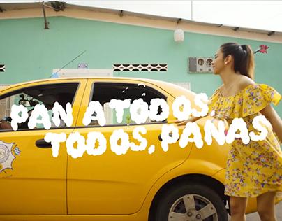 PAN A TODOS, TODOS PANAS.