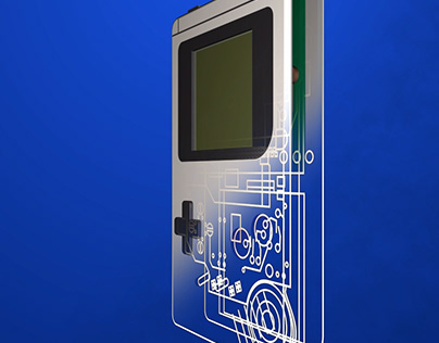 Game Boy Blueprint to Play