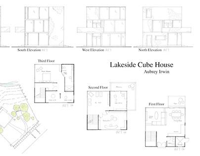 LAKESIDE CUBE HOUSE