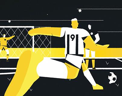 Lzaz Sports - Football Matchmaking [Explainer Video]