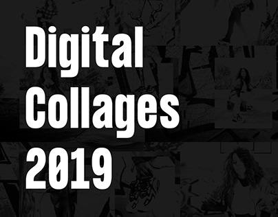 Digital Collages / 2019
