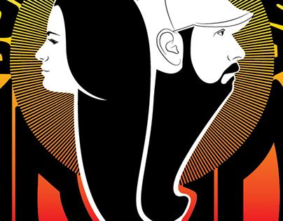 Bubbepalooza (print)