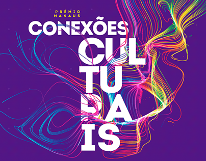 KEY VISUAL - Conexões Culturais Prefeitura de Manaus