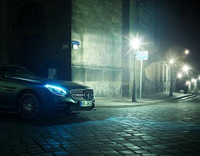 Mercedes SLC43 AMG
