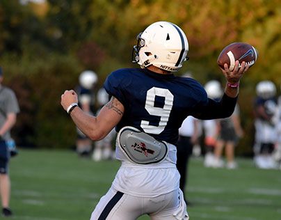 Penn State Football practice