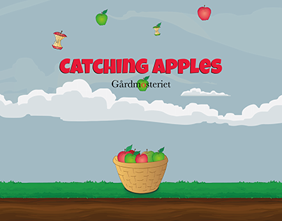 Catching Apples ○ Game