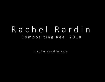 CG/Animation Compositing reel
