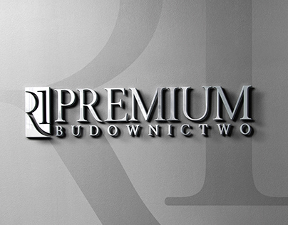 R1 Premium Construction | Logo Idea | Business Card
