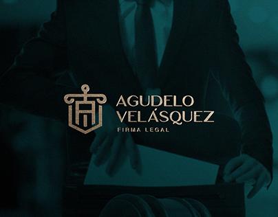 Agudelo Velásquez - Brand Identity