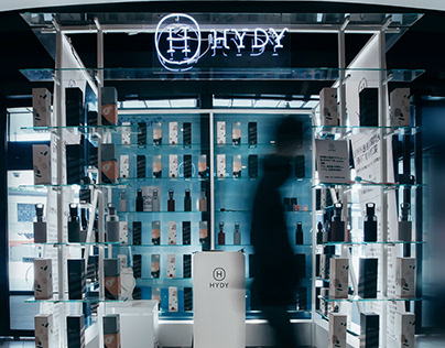 HYDY popup store