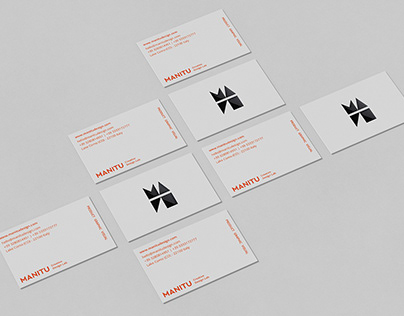 Manitu Creative Design Lab | Corporate Identity