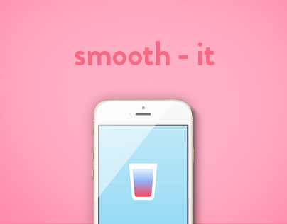 Smooth - it. Smoothie recipes app