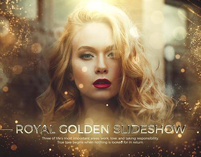 Royal Golden Slideshow