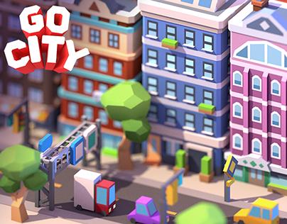 GoCity buildings