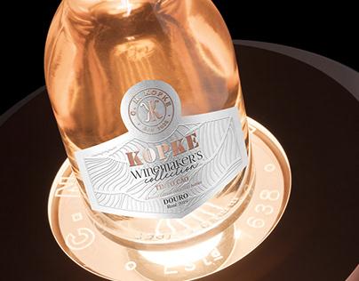 Kopke Winemaker's Selection - Luxury Packaging