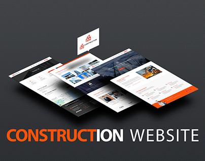 Construction | Wordpress Responsive Website