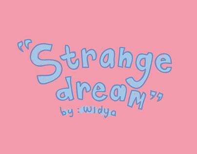 Flipbook: Strange Dream