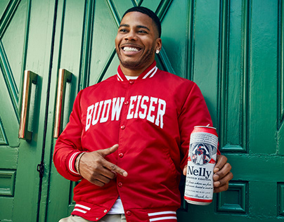 Budweiser x Nelly - Limited Edition Can