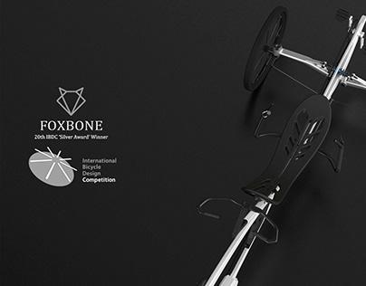 FOXBONE, Hybrid Tandem Bicycle